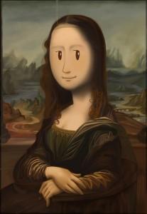Menudo Arte - La_Gioconda