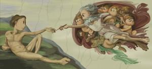 Menudo Arte - capilla sixtina